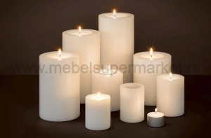 Artificial Candle Set Of 2 изображение 2