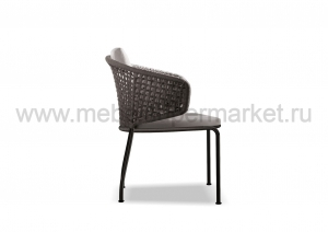 ASTON CORD OUTDOOR POLTRONCINA 60