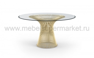 PLATNER_DINNING_GOLD_TABLE