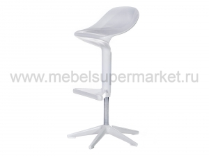 Spoon Stool White