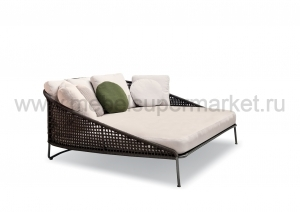 ASTON CORD OUTDOOR SOFA LOVESEAT ASTO190L