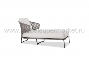 ASTON CORD OUTDOOR CHAISE LOUNGE